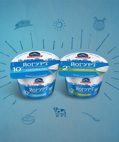 Йогурт OLYMPUS image